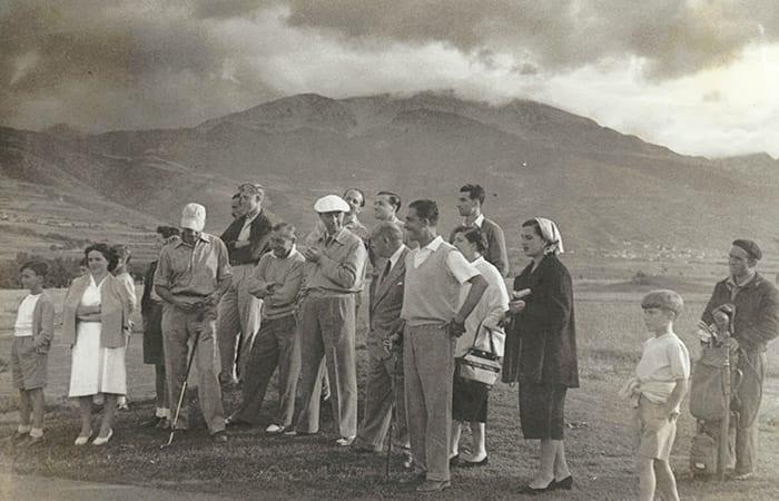 historia real club golf cerdaña