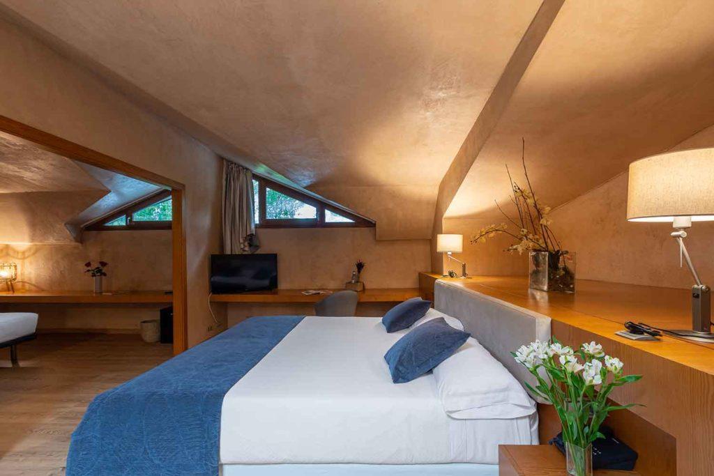 Habitaciones-familiar-Hotel-Xalet-del-golf