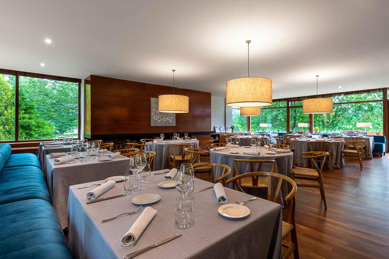 Restaurante-els Saucs-Hotel-Xalet-del-golf