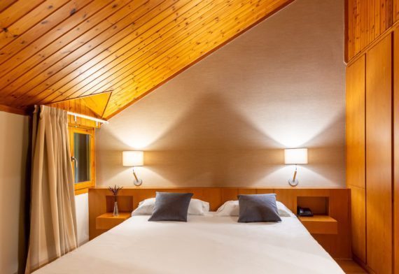 habitacion-edificio-anexo-Hotel-Xalet-del-golf-cerdaña