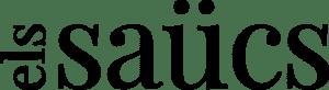 logo_els saucs-negro-xalet del golf