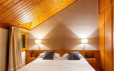 Habitaciones-suite-doble sencilla--Hotel-Xalet-del-golf