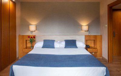 Habitacion-doble confort-Hotel-Xalet-del-golf