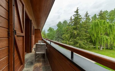 Habitaciones-doble-superior-balcon-Hotel-Xalet-del-golf