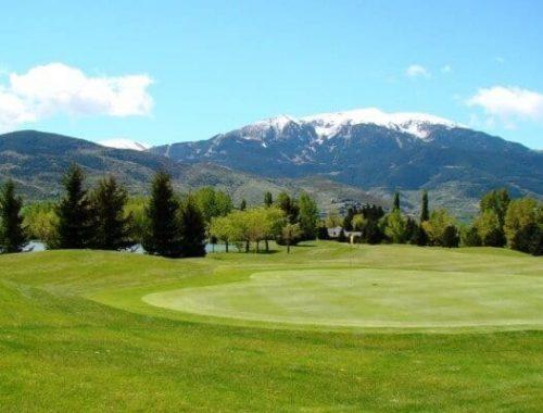 Campo de Golf-Cerdanya-Puigcerda