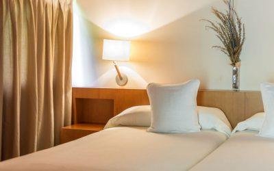 habitacion standart hotel chalet golf-Cerdanya-Puigcerda