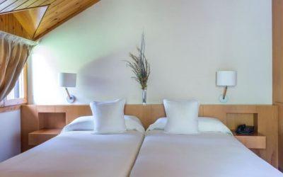 habitacion-suite hotel-chalet golf5-Cerdanya-Puigcerda