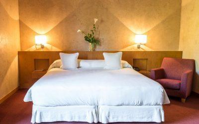 habitacion superior hotel chalet golf-Cerdanya-Puigcerda